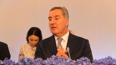 Montenegro's President Djukanovic says Serbia, Russia attempting to undermine independence