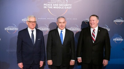 COMMENT: The Warsaw ministerial on the Middle East: A new dimension of solidarity