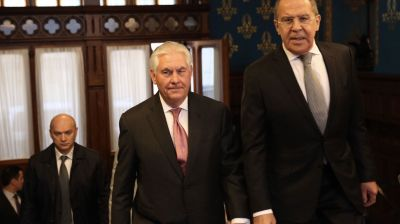 STOLYPIN: Stagnation as strategy evident in Tillerson's trip to Moscow