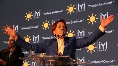 "Alarm as Turkey's ""she-wolf"" talks of repeat Cyprus invasion"