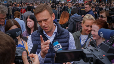 Russia's Prosecutor General's Office says no need to open criminal case into Navalny's poisoning