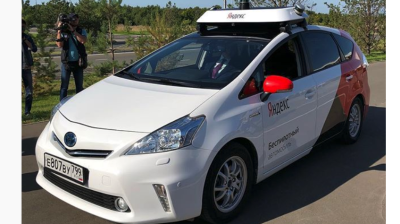 Driverless cars of Russian Yandex hit 1mn miles mileage mark