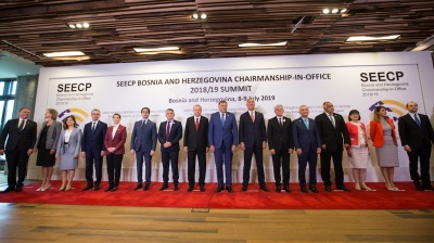 BALKAN BLOG: Balkan divisions on display at bad-tempered Sarajevo summit