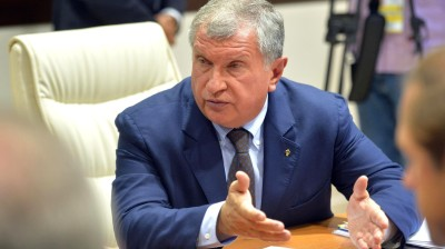 Rosneft builds base in Arctic