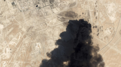 NEWSBASE: The attacks on Saudi oil infrastructure are the oil industry's 9/11