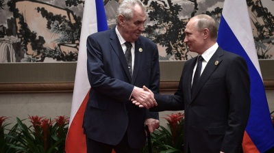 VISEGRAD BLOG: Czech President Zeman's pro-Russian policy blows up in his face