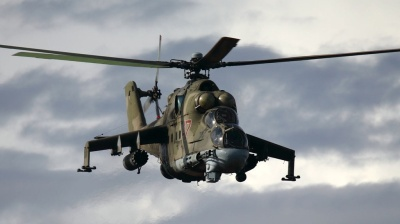 Azerbaijan shoots down Russian helicopter over Armenia killing two servicemen