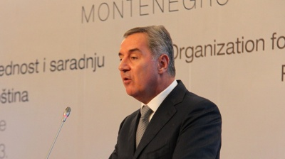 Milo Djukanovic leads poll ahead of Montenegro's presidential election