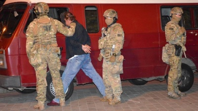 Ukraine bus hostages freed after president's intervention