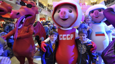 Russia's leading children's store Detsky Mir plans to open 30-50 stores in Belarus in the next 3-4 years