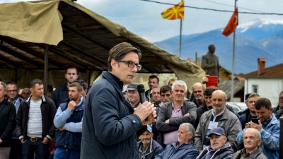 Name change at the heart of North Macedonia's presidential election campaigns