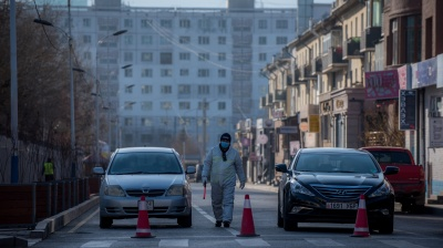 Mongolia in lockdown after suffering first local coronavirus transmissions