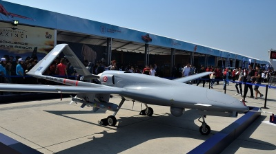 Ukraine strikes deal with Turkey to produce killer drones instrumental in Karabakh conflict