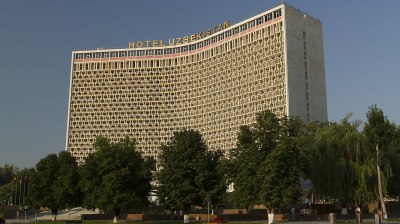 80% stake in Soviet Brutalist Hotel Uzbekistan bought by Singapore's Bashan Investment Group