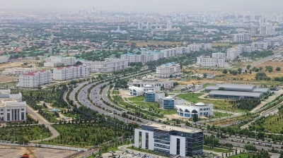 Turkmen elite buy up luxury housing in bid to protect capital amid devaluation