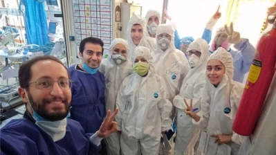 Report paints harrowing picture of Iranian doctors and nurses dying in coronavirus struggle