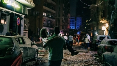 Iran offers medical aid to Lebanon after devastating Beirut explosion
