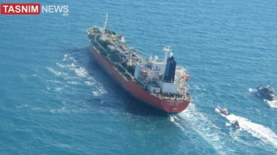Iran tells visiting Korean delegation seized tanker is matter for the courts
