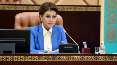 Intrigue in Kazakhstan as Nazarbayeva's successor as speaker of parliament announced
