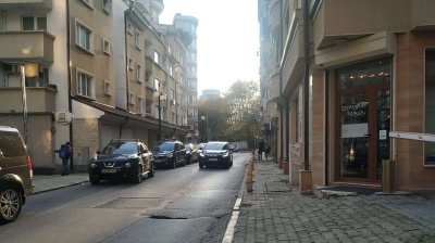 "Sofia streets empty as most of Bulgaria put in coronavirus ""red zone"""