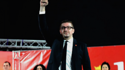 Macedonia's opposition VMRO-DPMNE plans major protests to force snap election