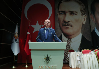 "ISTANBUL BLOG: Erdogan goes for economic machismo and warns of ""mischief makers"" as rumours of a challenger are firmed up"