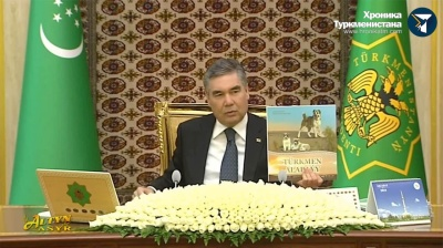 Raw feelings in Turkmenistan as Berdimuhamedov pays 3.51 to the dollar