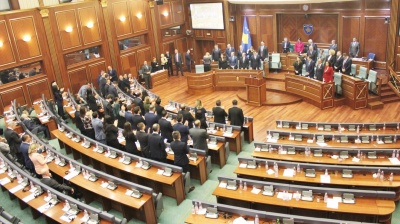 Kosovo's parliament endorses new government led by Albin Kurti