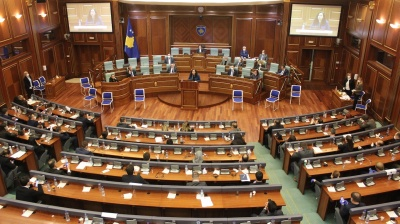 Kosovan MPs dismiss Albin Kurti's government after spat over handing of epidemic