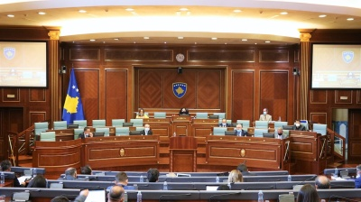 Kosovan opposition MPs block adoption of economic recovery law