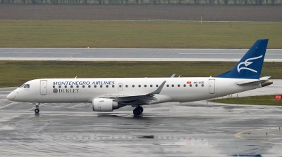 Montenegro's government to invest €155mn in flag carrier