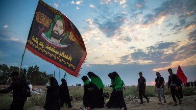 Three million-man march: Iranians cross into Iraq on Arba'een pilgrimage