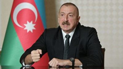 CAUCASUS BLOG: With Aliyev on the rampage, flickering hopes of democracy in Azerbaijan could sputter out