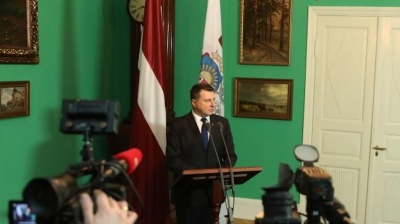 Third attempt to form Latvian government collapses