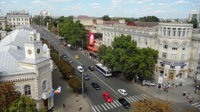 Moldova's GDP shrinks by 14% y/y in Q2