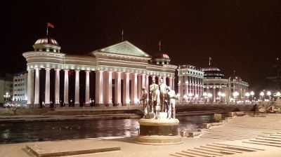Fitch gives North Macedonia first rating upgrade in 13 years
