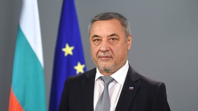 Bulgarian Deputy PM Simeonov resigns after month of protests