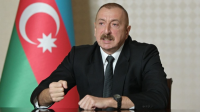 Outrage in Armenia as Azerbaijan's Aliyev threatens force to secure land corridor