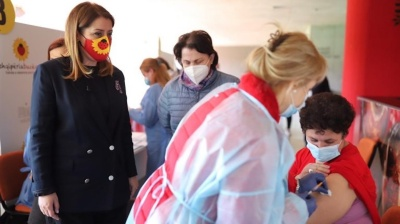 Vaccination campaigns launched across Western Balkans