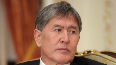 Holed up in his residence ex-Kyrgyz president Atambayev warns officials he's armed