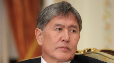 ATAMBAYEV SURRENDERS: Kyrgyz special forces follow up on botched first raid on ex-president's compound