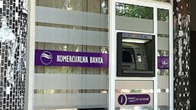 Serbia calls tender for privatisation of Komercijalna Banka
