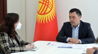 China business briefing: Not happy with Kyrgyzstan