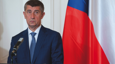 Czech Prime Minister Andrej Babis is the king of the woods