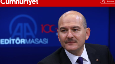 "Turkish opposition leader lawsuit demands one lira from Erdogan, police probe ""bald"" interior minister posts"