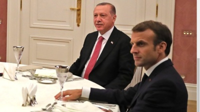 Erdogan steps up 'Islam' attack on Macron, calls for boycott of French products