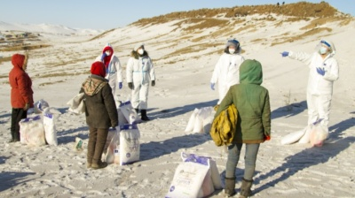 Mongolia's winter dzud set to be one of most extreme on record says Red Cross
