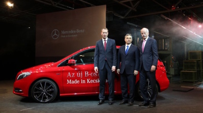 Hungarian vehicle makers hit by supply chain shortage