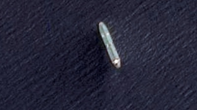 Iranian oil tanker on Red Sea leaking oil says satellite tracker service
