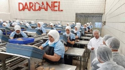 "Turkish canned fish company accused of holding workers ""captive"" in production under quarantine operation"